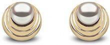 Kimura pearls Orecchini a perno Donna oro_giallo - TEP0038-25