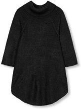 edc by Esprit 106CA1Q011, Poncho Donna, Nero (Black), Medium
