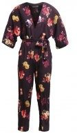 Tuta jumpsuit - midnight botanical
