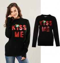 Pullover Kiss Me