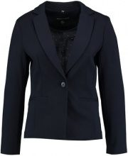 Dorothy Perkins ONE BUTTON  Blazer navy