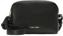 Calvin Klein CONTEMPORARY SMALL Borsa a tracolla black