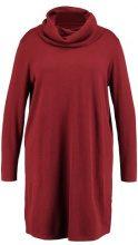 Zalando Essentials Curvy Abito in maglia dark red