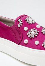 Topshop TILT EMBELLISHED  Scarpe senza lacci pink