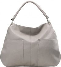 New Look HALLY SLOUCHY Shopping bag mid grey