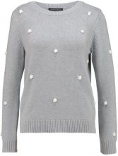 Banana Republic BOBBLE CREW DEVOTION Maglione lt heather grey