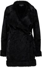 Lost Ink D RING Cappotto invernale black