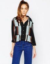 Daisy Street - Camicia comoda a righe