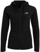 The North Face MEZZALUNA Giacca in pile black