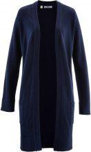 Soprabito in maglia a manica lunga (Blu) - bpc bonprix collection