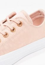 Converse CHUCK TAYLOR ALL STAR SHIMMER SUEDE Sneakers basse dusk pink/white