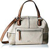GERRY WEBEROcean City Handbag Mhz - Borsa a mano Donna , beige (Beige (Beige (taupe))), 16x20x38 cm (B x H x T)
