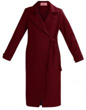 Moves SIBEL  Cappotto classico tibetan red