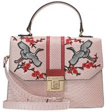 ALDO THEANG Borsa a tracolla light pink
