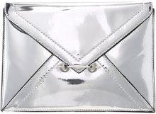 Miss Selfridge Pochette metallic