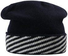 MAX&Co. ALESSIA Berretto navy blue pattern