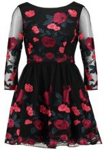 Chi Chi London Petite AYMIE Vestito elegante black