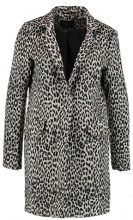 Cortefiel TAILORED COAT PRINT Cappotto classico black