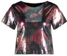 New Look Tshirt con stampa black pattern