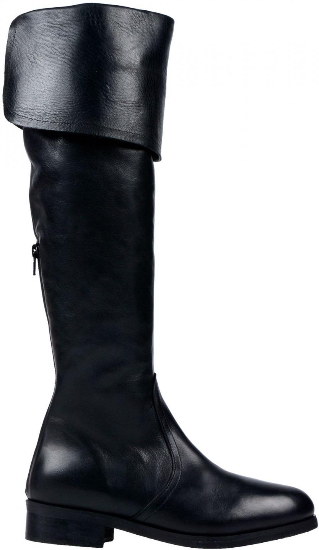 Stivali e anfibi in pelle martellata | Tendenze Donna