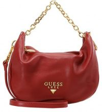 Guess Luxe Borsa a tracolla red
