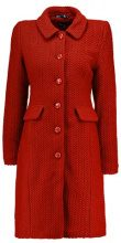 King Louie NATHALIE Cappotto classico true red