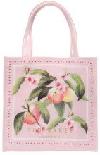 Ted Baker AMACON PEACH BLOSSOM SMALL ICON Borsa a mano pink