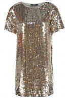 COCO - Vestito elegante - gold