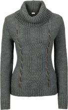 Pullover (Grigio) - BODYFLIRT boutique