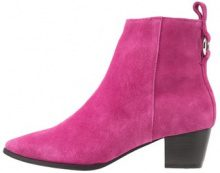 Topshop MATCHA POINTED BOOTS Stivaletti pink