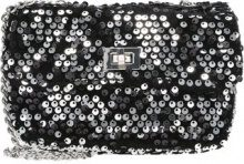Miss Selfridge SEQUIN LOCK Pochette metallic