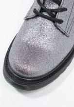 Steve Madden HASTEL Stivaletti stringati metallic grey