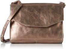 Clarks Treen Island - Henkeltasche Unisex – Adulto, Gold (Bronze Leather), 7x18x23 cm (L x H D)