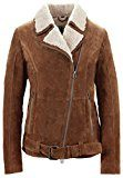 Freaky Nation Holly, Giacca Donna, Braun (Cognac/Birch 8072), L