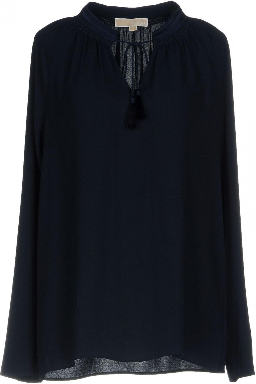 Bluse senza tasche blu   Tendenze Donna Inverno 2020   Bantoa