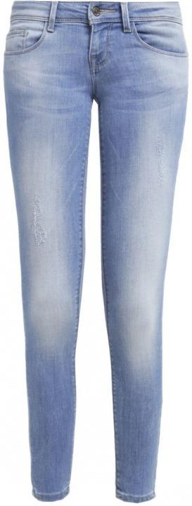 ONLY ONLCORAL Jeans Skinny Fit medium blue denim  12b479661c7