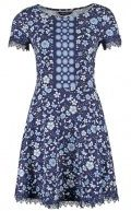 DITSY - Vestito di maglina - navy blue