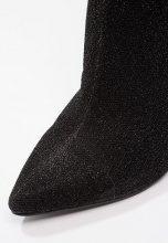 Glamorous Stivaletti con tacco black