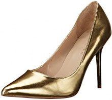 Pleaser Classique 20, Scarpe Con Tacco Donna, Oro (Gold (Gold Met Pu)), 40.5 EU