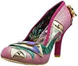 Irregular ChoiceEvening Stroll - Scarpe con Tacco donna, rosa (Pink (Pink)), 39 1/3