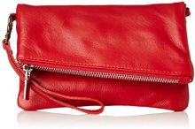 Bags4Less Sacchetto Donna, Rosso (Rosso (Rot Rot)), 3x33x19 cm (B x H x T)