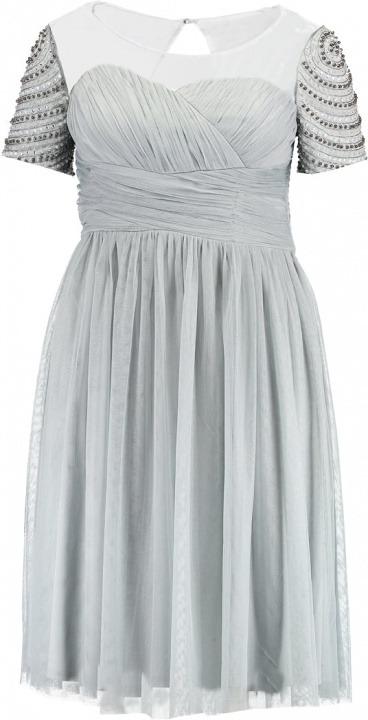 Little Mistress Curvy WATERLILY Vestito elegante mint  83b1f806cbf