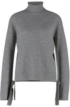 Pieces PCREGITTA ROLLNECK  Maglione medium grey melange