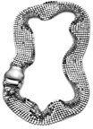 Breil TJ1226 - Collana da donna, acciaio inossidabile, 550 mm