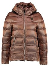 Blauer METALLIC Piumino brown