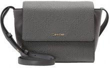 Calvin Klein JASMINE  Borsa a tracolla steel grey