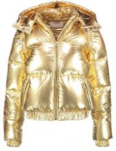 Gestuz Piumino gold