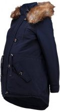DP Maternity Parka navy