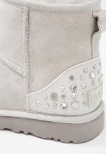 UGG MINI STUDDED BLING Stivaletti grey violet