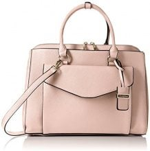 SwankySwansSara Envelope Work - Borse a Tracolla donna , Rosa (Rosa (Light Pink)),